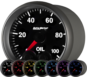 Elite Series Gauges from Auto Meter