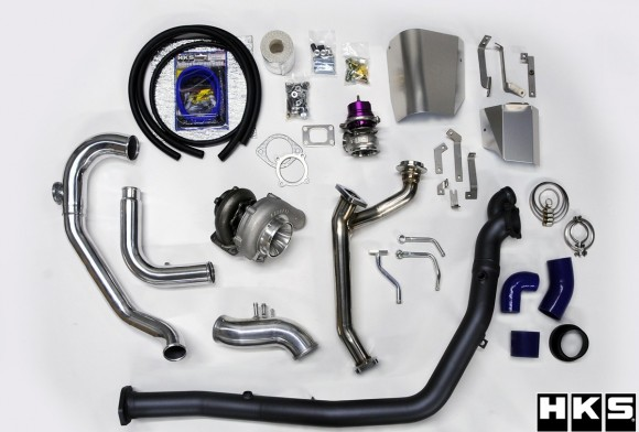 HKS-11003-kf001-GT Full Turbo Kit Upgrade
