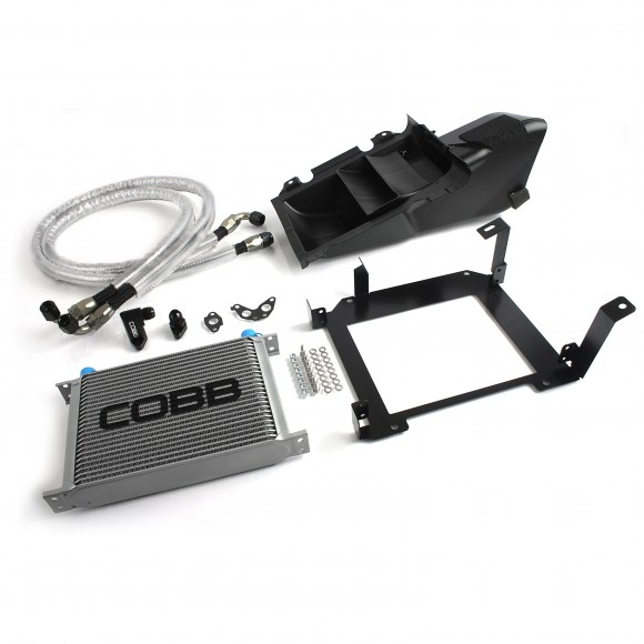 5C1700-Cobb-Tuning-Secondary Oil Cooler for Nissan GT-R
