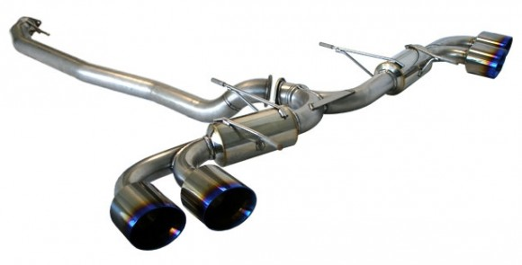 T70146-Nissan GT-R Medalion Touring Exhaust