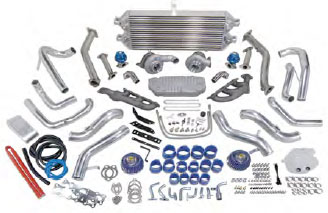 GReddy 370z Tuner Turbo Kit - 11520096-Full Kit