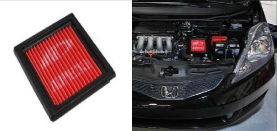 503-N102-Apexi-Power Intake Filter