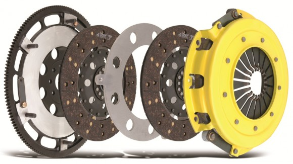 ACT–2010 Camaro Twin Plate Clutch