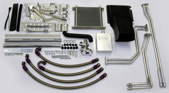 HKS_27002-AN002-GT-R Dual Clutch Transmission Cooler Kit!