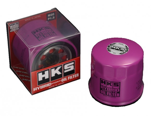 52009-AK001-HKS-New Hybrid Sports Oil Filters