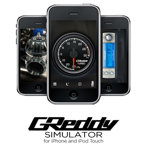 GReddy-iPhone-App